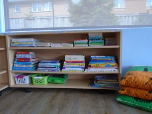 Toddler Library