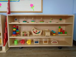 Toddler Sensorial Curriculum